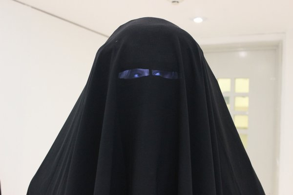 Walk a mile in her veil
