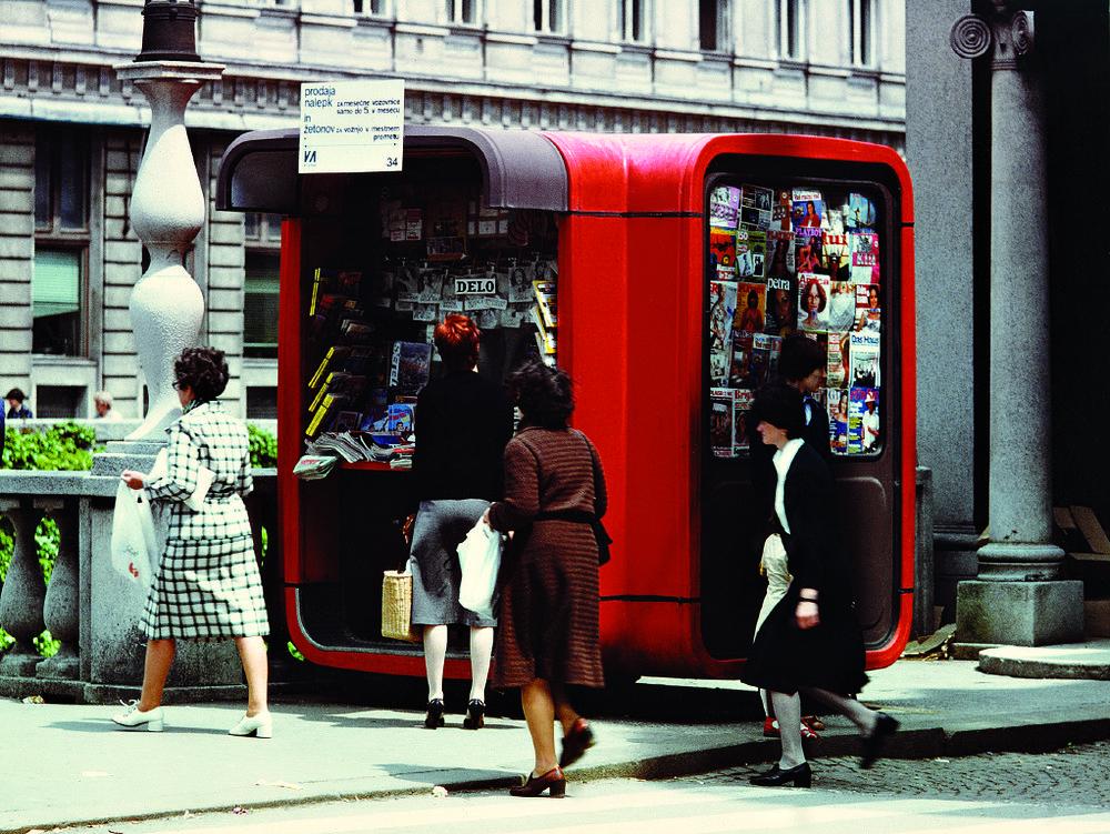 Kiosk K-67, Sasa Mächtig, 1967