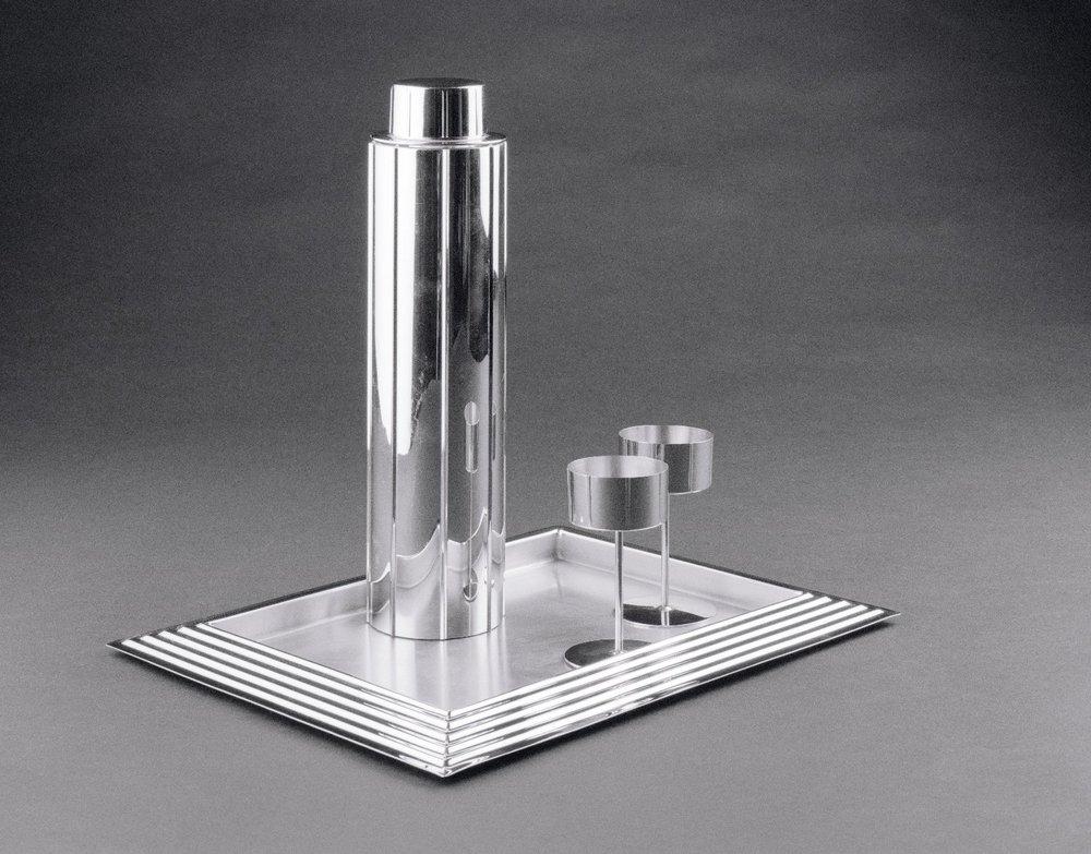 'Skyscraper' cocktail set