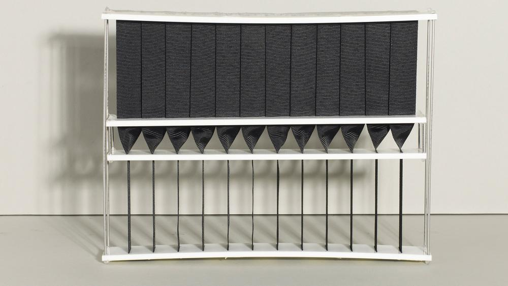 The Louver Twisting Comb