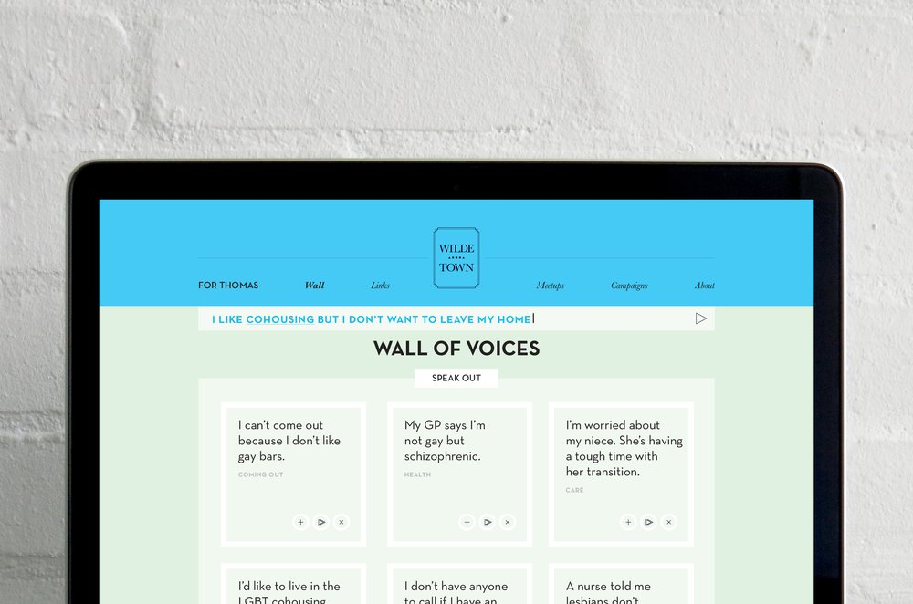 Wall of Voices
