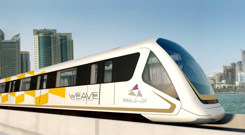 WEAVE dedicated metro carriage