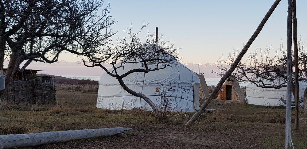 Crafting Futures, Kyrgyzstan, Eleanor Dare 2019
